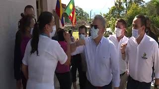 Visita del presidente Duque a Suaita, Santander