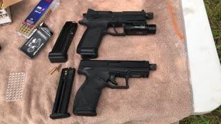 Taurus TX22 - The Best Training Pistol?