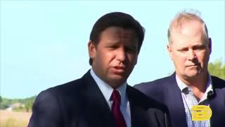 DeSantis Lays Into Biden Following Border Visit