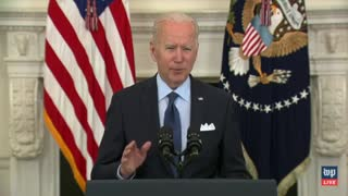 President Biden Gaffes Several Times During Tuesday Press Conference