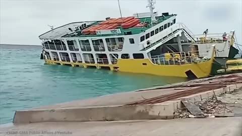 15 Sinking Ships Caught On Camera