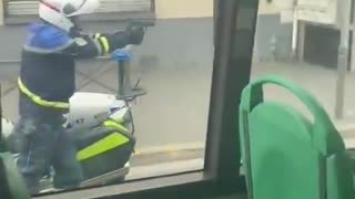 France: Police open fire during a chase in Seine-Saint-Denis