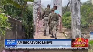 War Room: Biden's Border Crisis is Intentional