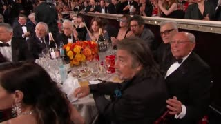 Miss This Yet? Ricky Gervais ROASTS Arrogant Hollywood Actors at Golden Globes