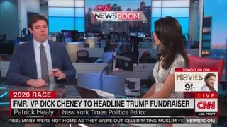David Gergen Slams Trump For Criticizing Fox
