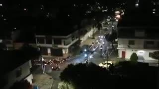 caravana de motos Bucaramanga