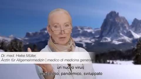 ASL di Bolzano segnala in Procura i medici di questo video