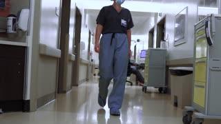 1st Lt. Marina Zieliniski at Arrowhead Regional Medical Center