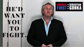 Breitbart would want you to fight! Alex Marlow on AMERICA First with Sebastian Gorka