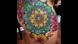 Colored Tattoos