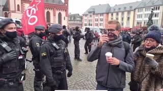 Die Kaffeepolizei Frankfurt