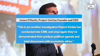 Project Veritas accuses CNN of bias, releases what it says are recordings of CNN president, others