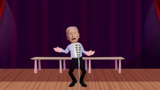 Joe Biden gaffes thru a Speech