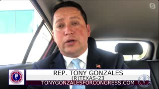 Rep Tony Gonzales -- What Is Going on at the Border?