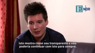 Rui Pinto: «Portugal quer silenciar-me. Têm medo»