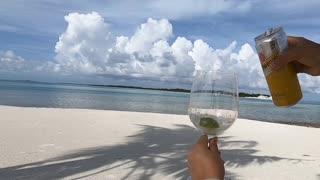 Paradise drinks