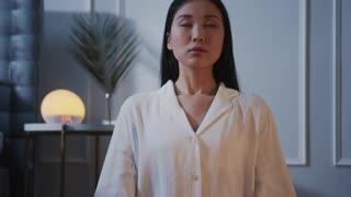 Yoga meditation video
