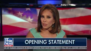 Judge Jeanine To Mueller: Time to Give Up Your Phony Investigation and Get An Attorney