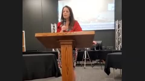 Frontline Doctor Founder Dr. Simone Gold Holds Press Conference in Colorado