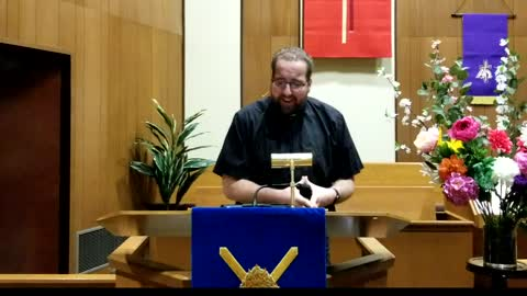 Sermon - Our High Priest - March 21, 2021