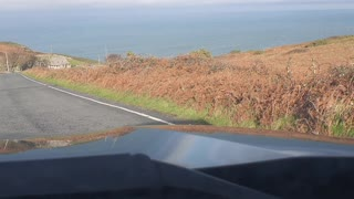 Drive down Gt Orme