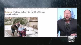 BREAKING : Alex Jones DEFENDS TEXAS & THE TRUTH