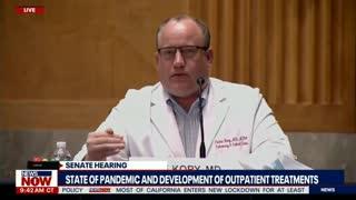 Professor Pierre Kory and Wonder drug IVERMECTIN