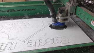 Hill House Graphics - CNC Manufacturing