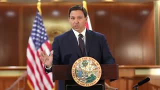 Governor DeSantis: It's safe to reopen schools!
