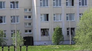 Tiroteo deja 8 muertos en una escuela en Kazán