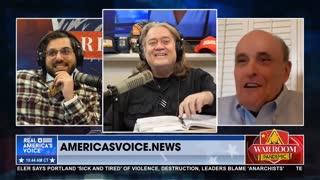 Giuliani: Trump Could Sue Washington Post Over Fake GA Story