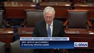 JUST IN - McConnell opposes bill to form a January 6th commission