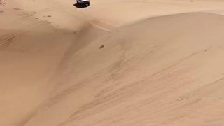 Dune driving 2