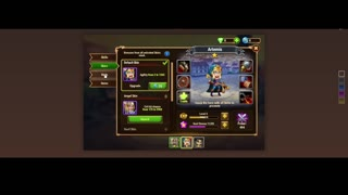 [GAMEPLAY] Hero Wars Web Intro 3 First Heroes