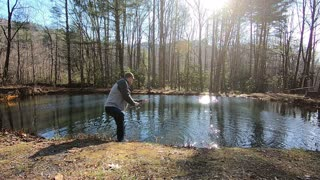 Trout Fishing Bloopers