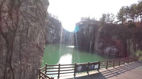 경기도 포천 아트밸리, Art valley at Pocheon, Gyeonggi