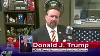 Trump Interviewed with Sebastian Gorka