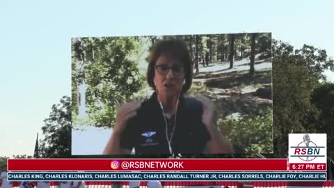 ICYMI: Sen. Wendy Rogers featured at GA Trump Rally!