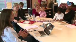 Des ateliers de l'atopie pour aider les enfants atteints d'eczéma atopique