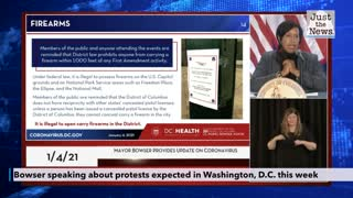 National Guard called into Washington for pro-Trump rally Wednesday
