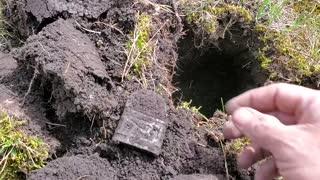 Metal Detecting Old Ghost Town Treasures