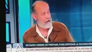 LA VACUNA DEL COVID NO ES EFECTIVA Y VIENE CON EFECTOS SECUNDARIOS