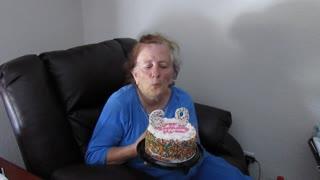 My grandmother's birthday