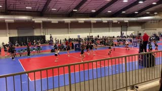 1-23-21 Midland Volleyball Tournament