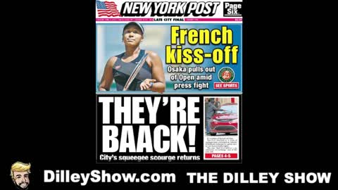 The Dilley Show 06/01/2021