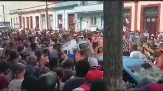 Cuba: Massive Protests, Demands for Freedom