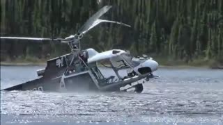 HELICOPTER CRASH RECOVERY