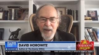Horowitz: Stop Calling Democrats Liberals, They're Racist Communists