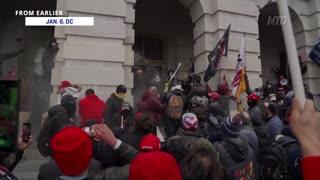 Senator Graham Responds to Capitol Breach
