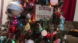 McCoy Christmas Tree